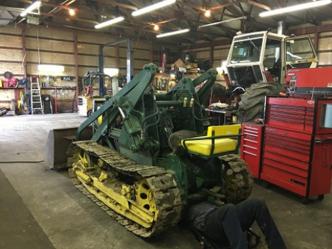 Farming Equipment Repair